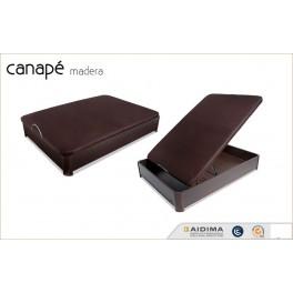 Canap abatible madera dreamszone tu tienda de for Canape colchones