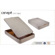 Canapé Abatible con tapa