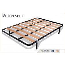 Somier Lámina Semi