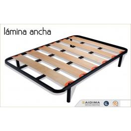Somier Lámina Ancha