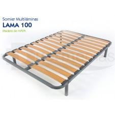 Somier Lámina 100 Haya